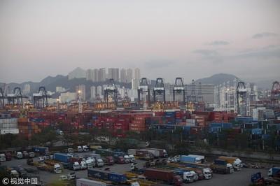 港6月出口額大跌9% 遠遜預期