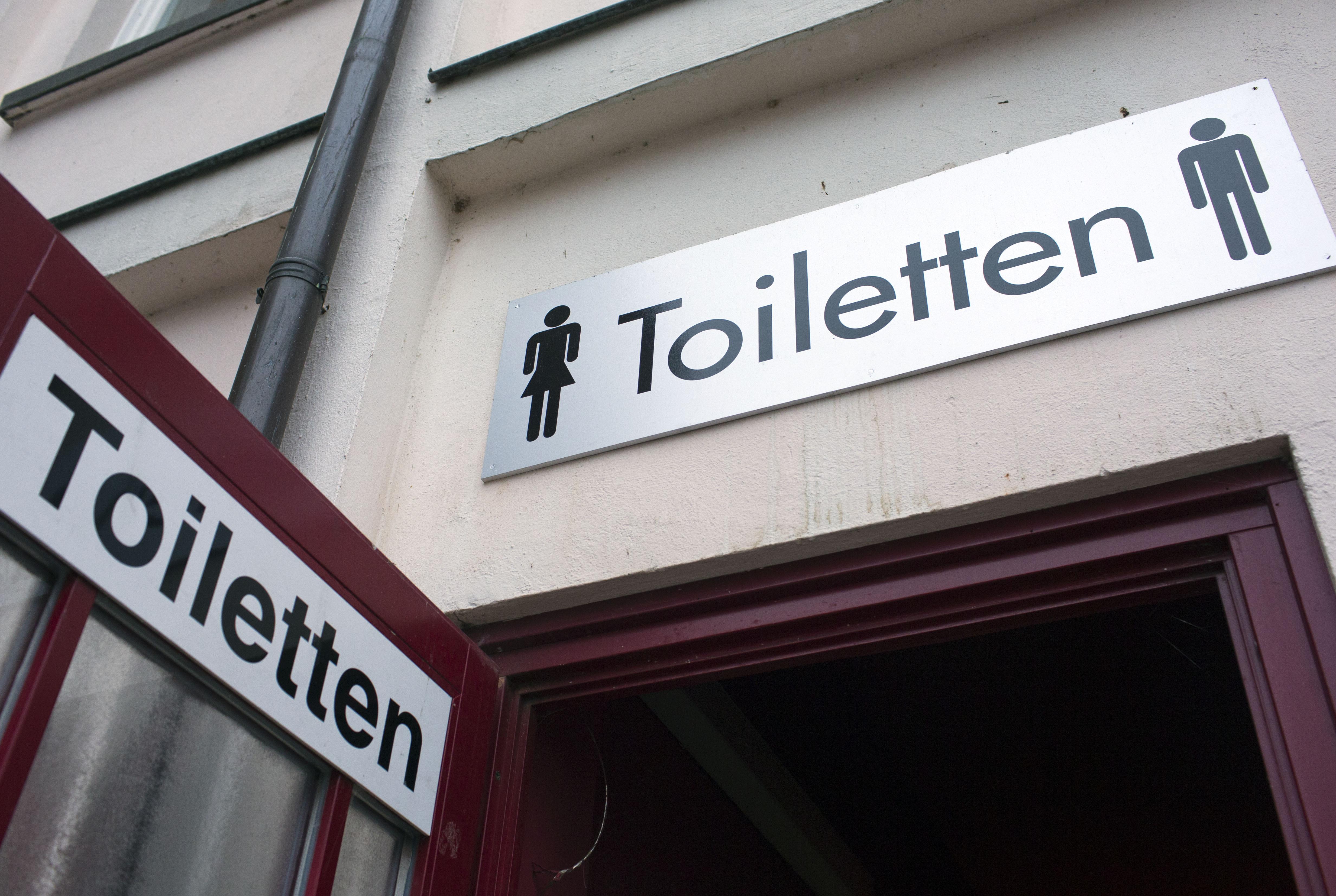 ▲▼ 公廁,廁所。(圖/達志影像/美聯社)