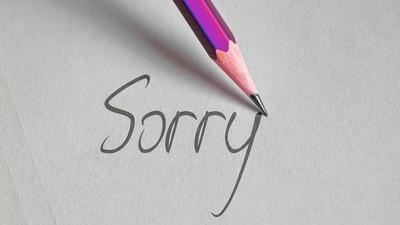 拒絕時說「對不起」 研究認證:最無用的道歉,還會遭到報復