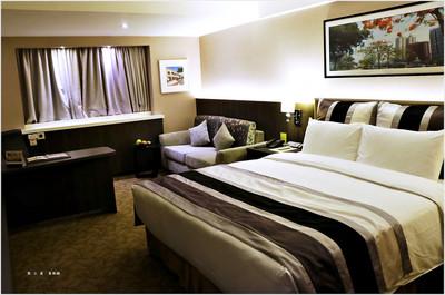 飯店股華園明日法說會取消 美國旅館交易破局成關鍵