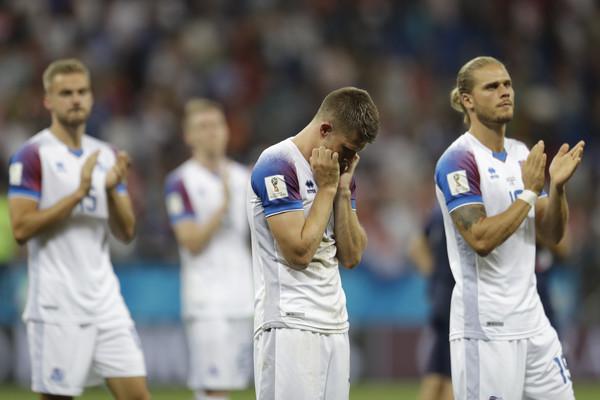 ▲▼冰島結束世界盃之旅。(圖/達志影像/美聯社)