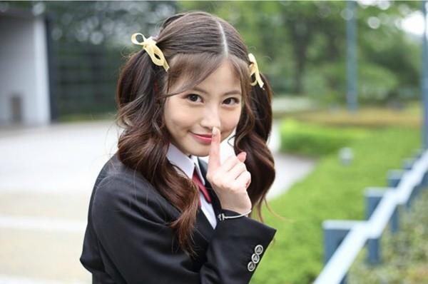 ▲今田美櫻有福岡第一美少女之稱。(圖/翻攝自網路)