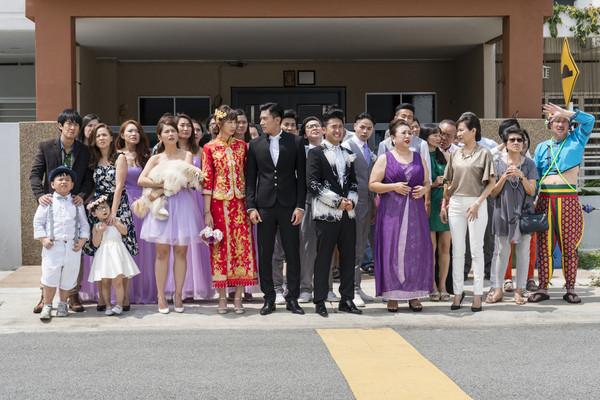 ▲▼安心亞《簡單的婚禮》劇照。(圖/華映提供)