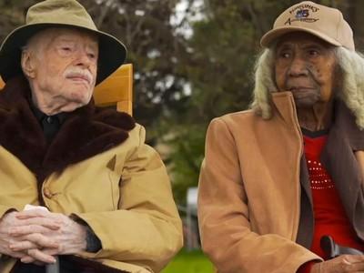 95+96歲的爺奶戀 人生最後一次童話 卻連結婚都做不了主