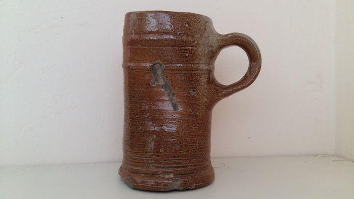 ▲▼16世紀陶土啤酒罐(圖/翻攝自catawiki)