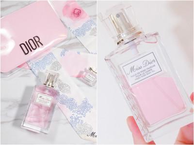 美翻!雙層的透明粉紅玫瑰精油