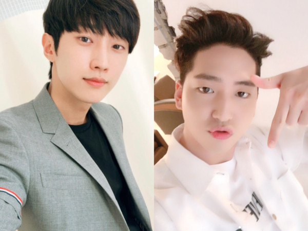 ▲振永、Baro爆解約WM娛樂。(圖/翻攝自振永、Baro IG)