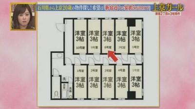 1萬5租套房結果是監獄?東京鬧區租屋代價大 1.5坪竟含地下夾層