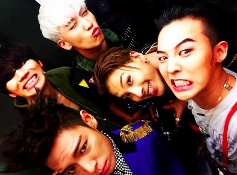 ▲梁賢碩暗示BIGBANG新專輯在新大樓錄音。(圖/翻攝自梁賢碩IG)