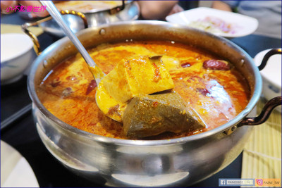 獨創全台的沙嗲麻辣鍋在新莊!