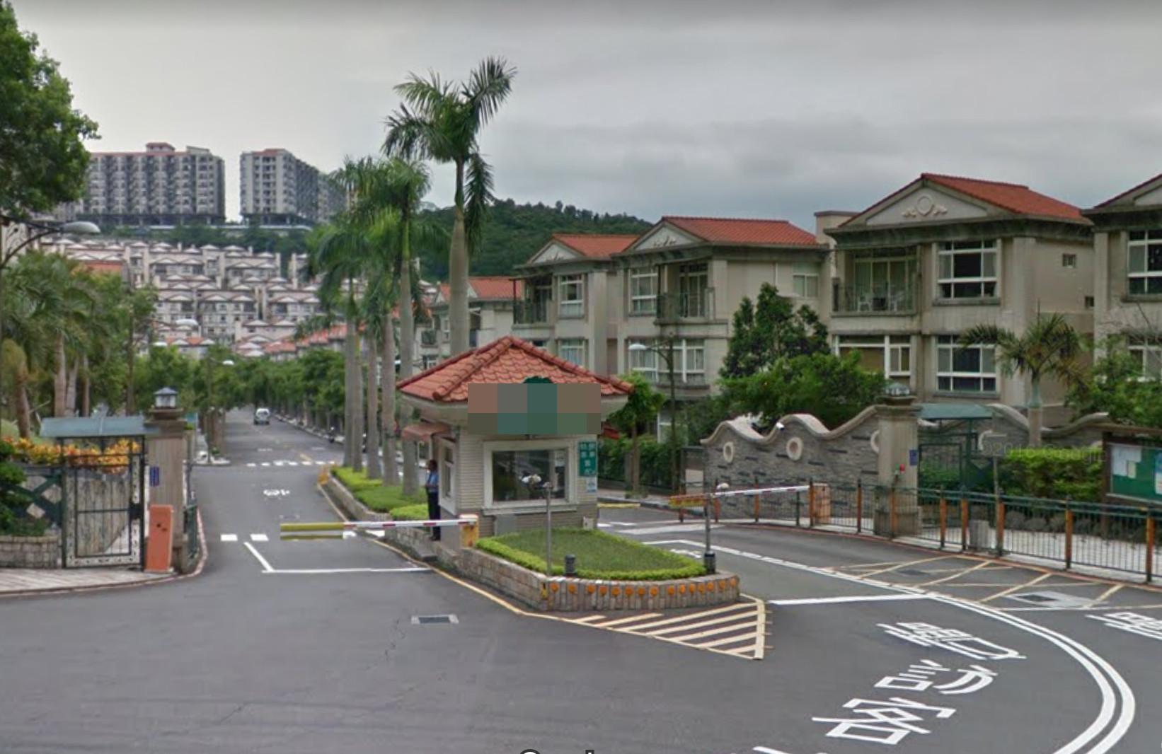 ▲▼新店「綠中海2期」社區。(圖/翻攝Google Map)