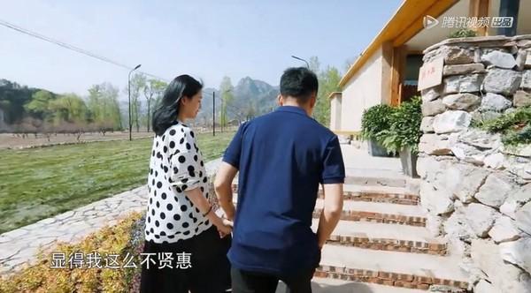 ▲▼大S、汪小菲參加夫妻實境秀。(圖/翻攝自《騰訊視頻》)