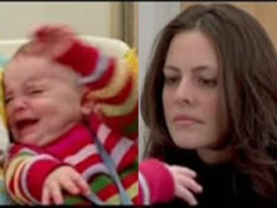 以為孩子「長大就會忘記」?母親情緒失控,嬰兒嚇到腦細胞死亡