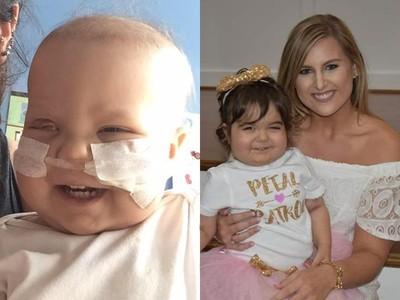 「沒有妳的骨髓,活不到一歲」白血病娃重生笑開懷,樂當捐贈者花童