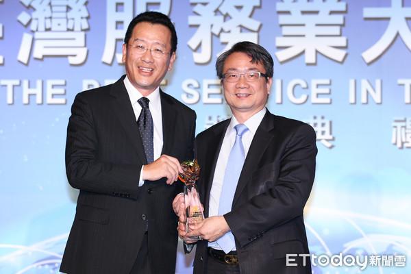 ▲▼東森購物獲工商時報2018服務業大獎 ,廖尚文 。(圖/記者徐文彬攝)