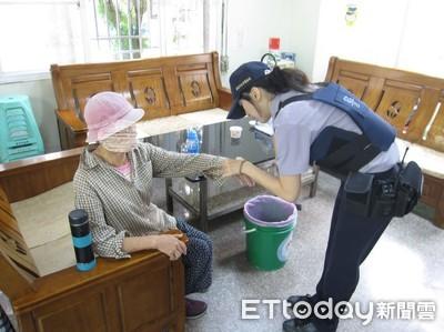 人臉辨識系統 警助迷途老人返家