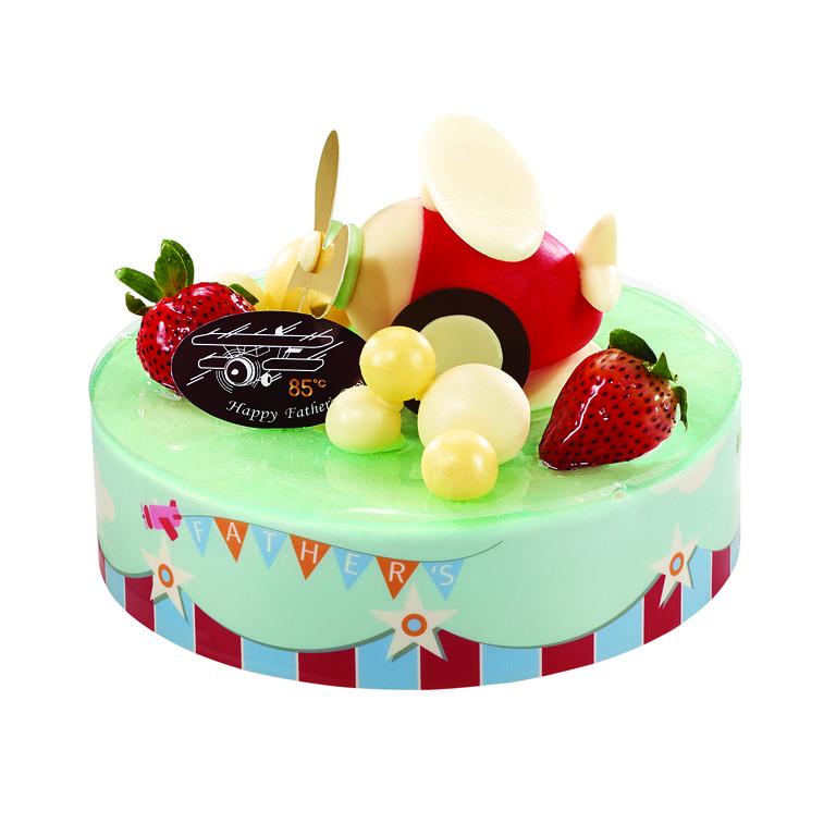▲85度C父親節蛋糕。(圖/公關提供)