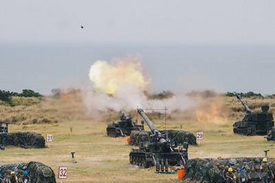 國軍17日「聯合反登陸作戰操演」