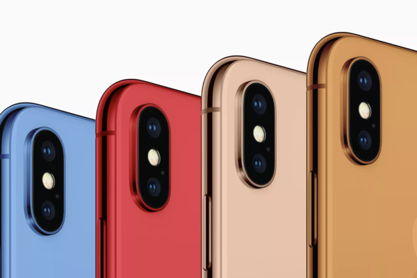 ▲蘋果分析師郭明錤再爆:新iPhone將推藍、橘等多款新色    。(圖/9to5mac)