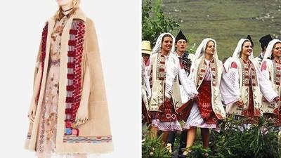Dior「沒問借走」傳統服飾元素 羅馬尼亞人用網路行銷反擊