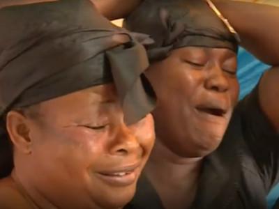 非洲孝女白琴!專業哭喪女「花栗鼠式痛哭」 越浮誇家屬越愛