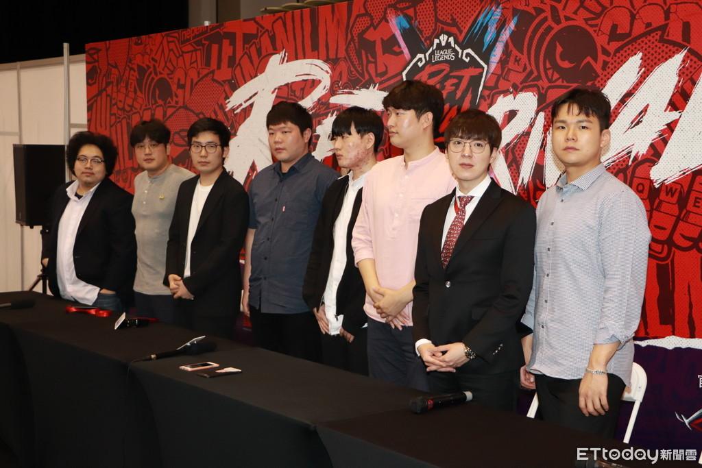 《英雄聯》洲際賽中韓教練受訪  RNG:kkoma你快結婚吧