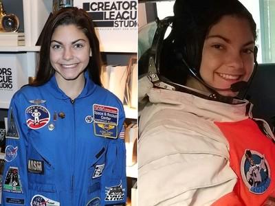 首位登火人類!17歲少女願為登陸火星準備30年 回地球才能談戀愛