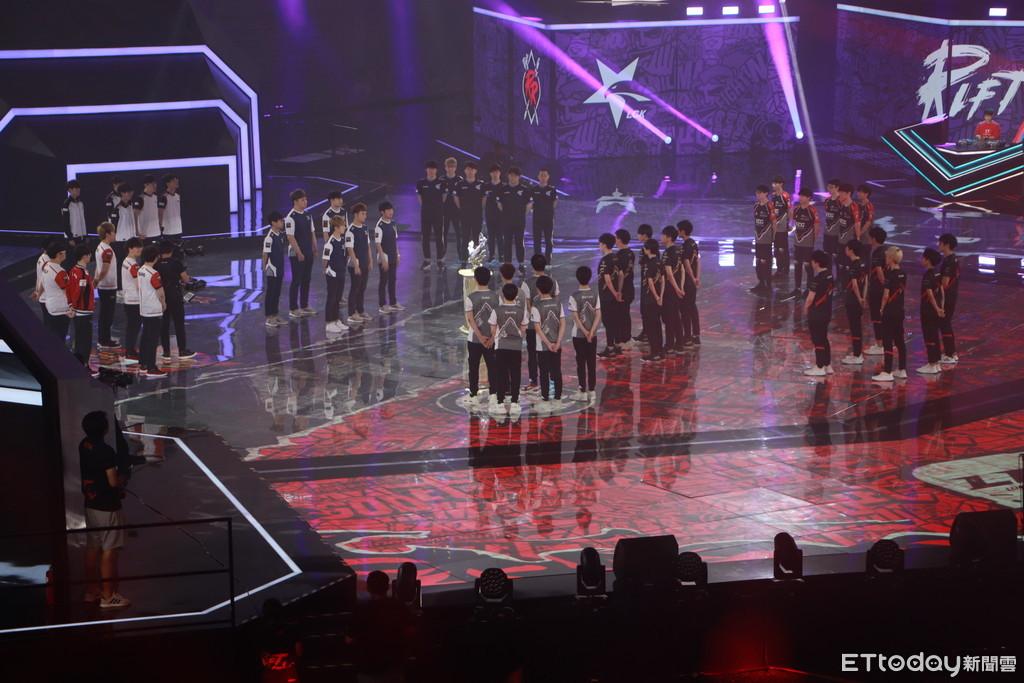 中韓血戰五盤  RNG成功拿下賽末點LPL獲亞洲對抗賽冠軍