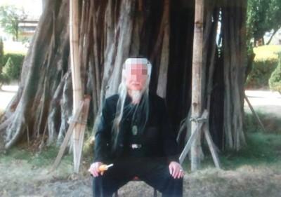逸仙法師性侵兒子女友 二審判4年