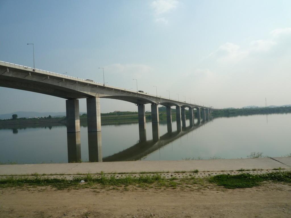 ▲▼ 渼沙大橋(圖/翻攝自Tistory)