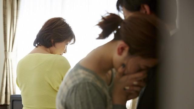 ▲▼親子,母女,婆媳,婆婆,媳婦,夫家。(圖/CFP視覺中國)
