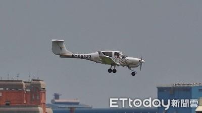 安捷訓練機去年迫降外海調查出爐