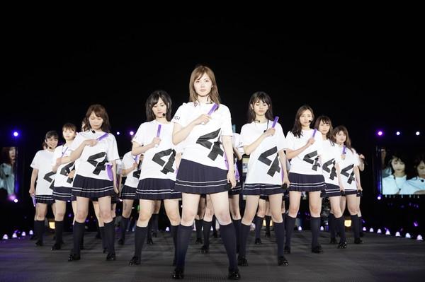 ▲乃木坂46演唱會相隔500公尺0時差。(圖/Sony提供)