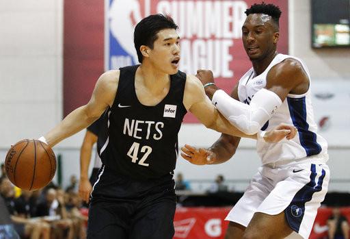 日籍NBA第二人! 灰熊2年約簽23歲渡邊雄太| ETtoday運動雲| ETtoday新聞雲