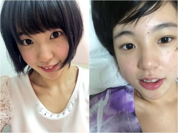 前AV女優愛田櫻和偷腥夫離婚。(圖/翻攝自愛田櫻推特)