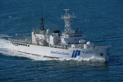日取締船撞北韓漁船 20船員落海