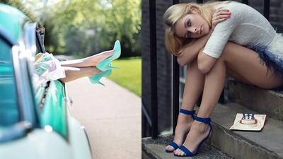 鞋跟高度=地位! 從「馬術鞋」到社交行頭,高跟鞋終成性感象徵