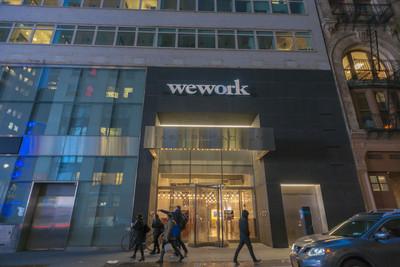 WeWork要裁員全球2400人
