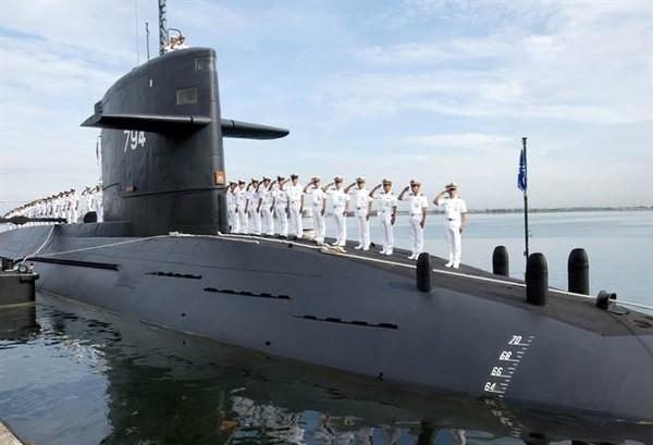 ▲▼劍龍級潛艦。(圖/翻攝自荷蘭軍事迷網頁Dutchsubmaarines.com)