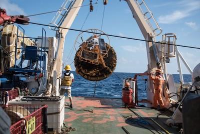 台大海研所尋獲造價600萬失聯浮標