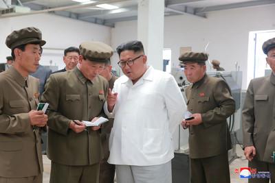 北韓絕不棄核 除非美解除核威脅