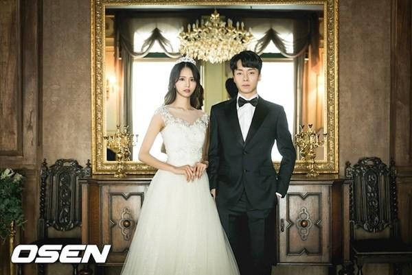 ▲▼男團ToppDogg前成員P-Goon,即將在8月25日結婚,對象是女團RANIA前成員俞敏。(圖/翻攝自韓網)