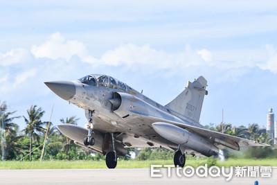 空軍與法國簽訂5年幻象戰機翻修合約