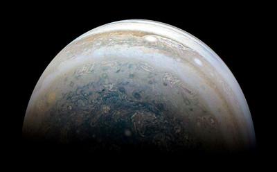 NASA曬木星黑點照 真相曝光...地球也有