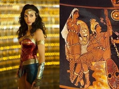 「神力女超人」真實存在!生兒子直接殺掉,「去乳」射箭更精準