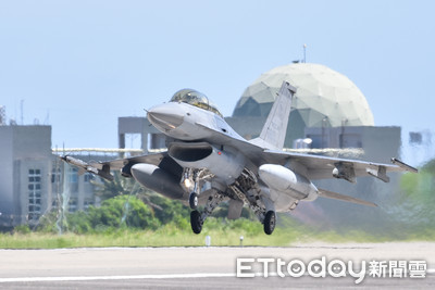 國軍主力戰機三本柱漢光演習「重返國道」