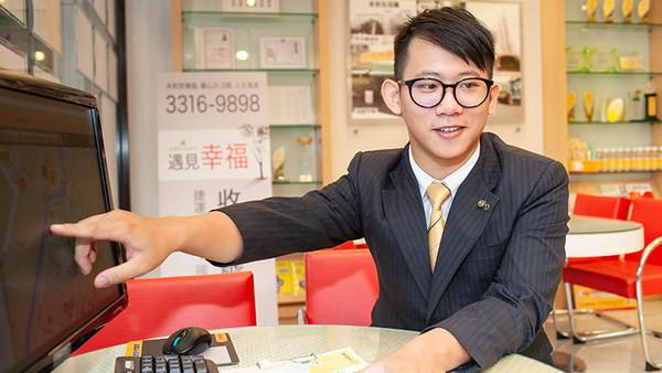 小鮮肝選對工作樂領5萬x九個月!蘇鵬升在永慶房屋找到幸福(圖/永慶房屋提供)