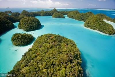 救珊瑚 帛琉2020年禁化學防曬乳