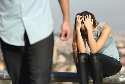 婚前腦袋進多少水,婚後眼睛就流多少淚
