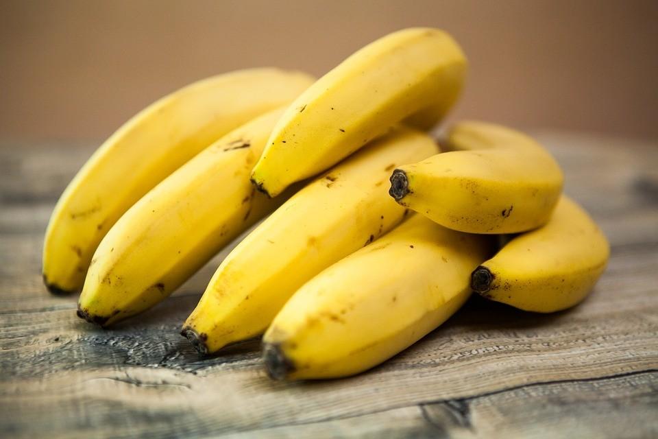▲香蕉。(圖/取自免費圖庫Pixabay)